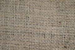 Texture of coarse burlap fabric with long spacing royalty free stock photo