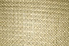 Texture of coarse canvas Royalty Free Stock Photography