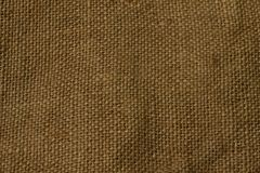 Texture of coarse cloth Royalty Free Stock Image