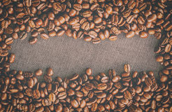 Texture of coffee beans that suitable for background, backdrop, wallpaper, display and everything about coffee artwork . Texture of coffee beans that suitable royalty free stock photos