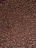 Texture coffee. Brown Royalty Free Stock Photos