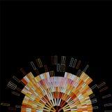 Texture colorée d'abrégé sur mosaïque illustration stock