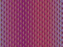 Texture colorée de losange illustration libre de droits