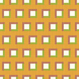 Texture with color squares Stock Images