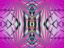 Texture colorée de tissu Photo libre de droits