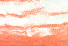 Texture colored felted fabric of dyed sheep's wool and viscose. Stock Image