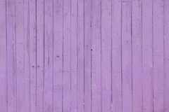 Texture of colored wooden fence Royalty Free Stock Image