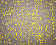 Texture of colorful mosaic. Wall bathroom tiles Royalty Free Stock Image