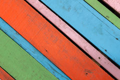 Texture colorful red,blue green,pink wood background. Stock Photo