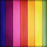 Texture colorful wooden wall background. Abstract for texture Royalty Free Stock Photography