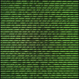 Texture - about computer language Stock Image