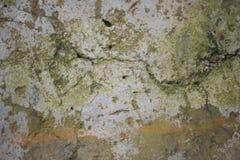Texture concrète superficielle par les agents image stock