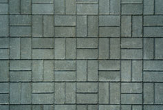 Texture of the concrete blocks Stock Images