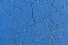 Blue concrete texture background, blue cement wallpaper. Texture of concrete dyed blue light. View from above. Grunge stock images