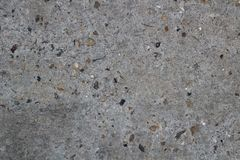Gray concrete texture. Frontal image. Texture of concrete for exterior design of different exteriors Royalty Free Stock Photos