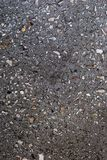 Texture of concrete floor background with small stones Royalty Free Stock Image