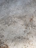 The texture of concrete is gray.  Texture in the style of grunge gray. stock photography