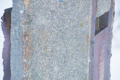 Texture, concrete, stone metal Stock Images