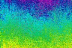 Texture concrete wall in different shades Royalty Free Stock Photos