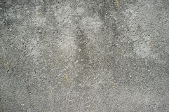 Texture of Concrete Wall exposed to Bad Weather for too Long stock photography