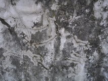 Texture of concrete wall. Texture of concrete old wall Stock Photography