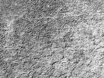Texture concrete wall. Rough concrete wall texture, grayscale Stock Image