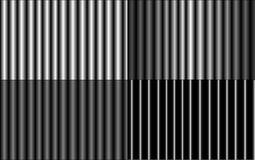 Texture consisting of a metal tube. Royalty Free Stock Images