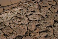 Texture convexe défraîchie de boue photo stock