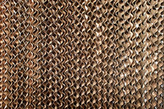 Texture of cooling pad. Pic texture of cooling pad Royalty Free Stock Photos