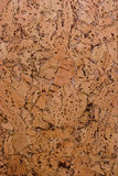 Texture of cork-board. Royalty Free Stock Photo