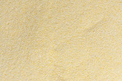 Texture of corn flour Stock Image