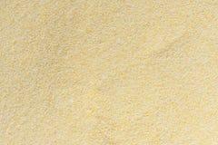 Texture of corn flour Stock Image