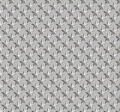 Texture of corrugated metal. Figure stars. Hue metal silver. Royalty Free Stock Images