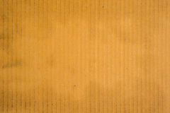 Texture of corrugated paper Royalty Free Stock Photography