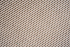 Texture of corrugated paper Stock Photo