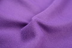 The texture of cotton cloth Stock Photo