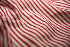 Texture of cotton material. Weave texture of cotton material Stock Photo