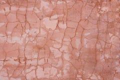 Texture - crépitement rose Photos libres de droits