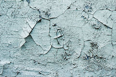 Texture with cracked paint Royalty Free Stock Photos
