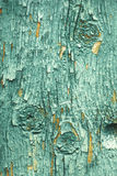 Texture of cracked painted surface Royalty Free Stock Images