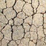 Texture of Cracks on asphalt background Royalty Free Stock Photography