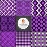 Texture of a crate in violet Royalty Free Stock Images