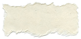 Isolated Rice Paper Texture - Cream White XXXXL Royalty Free Stock Images