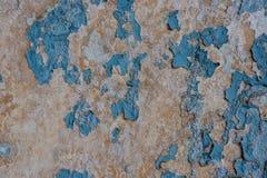 Texture criquée de mur image stock