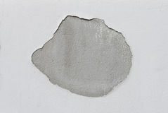texture criquée de plancher de ciment pour le fond Photo libre de droits