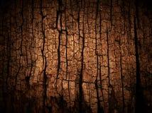 Texture criquée vieil en bois images stock