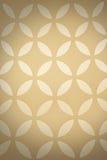 Texture of Crop Circle Stock Photography