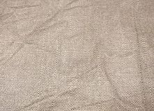 Texture of crumpled cloth, background Stock Photography