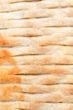 texture cuite fermée proche de secteur vers le haut Images stock