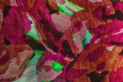 Texture cut textile fabrics Royalty Free Stock Images